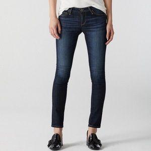 AG Jeans THE STILT CIGARETTE LEG  Dark Indigo 27